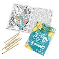 136357632-107 - KolorKit: Completely customizable coloring book set - thumbnail