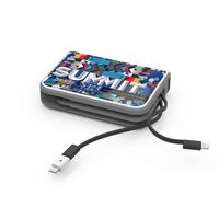 545558278-107 - PowerTrek Power bank charger with built-in cables - thumbnail