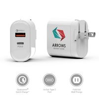 994973134-107 - PowerUSB: Dual USB port charging plug - thumbnail