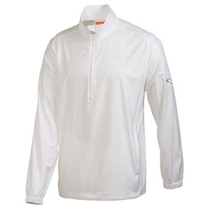 174317613-115 - M-Puma Golf Half Zip LS Wind Jacket - thumbnail