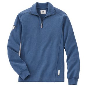 394589114-115 - M - Trentriver Roots73 Knit Qtr Zip - thumbnail