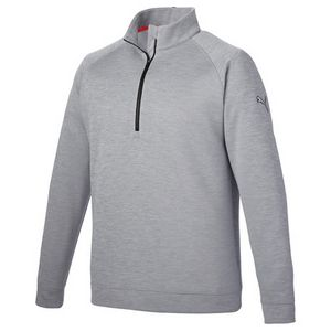 525299551-115 - M-PUMA Golf Quarter Zip PWR - thumbnail