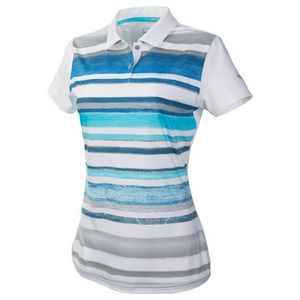 765297158-115 - W-PUMA Washed Stripe Polo PC - thumbnail