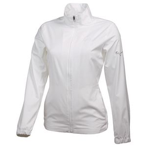 774317815-115 - W-Puma Golf Full Zip Wind Jacket - thumbnail
