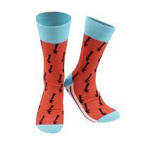 516101574-139 - Jacquard Saver Socks - thumbnail