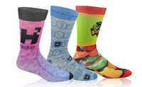905452269-139 - Full-Color Dye-Sublimated Sock - thumbnail